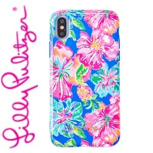 LILLY PULITZER iPHONE X CASE
